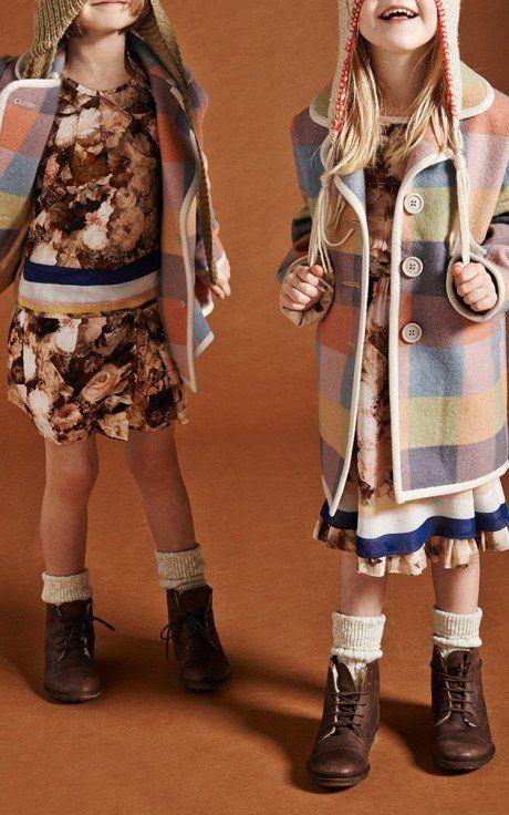 Preen Mini Trunkshow Look 1 on Moda Operandi