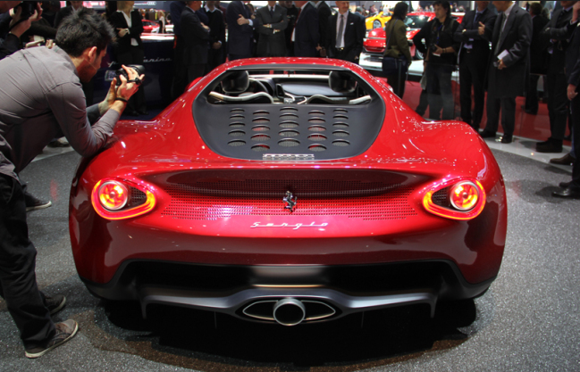 2018 Ferrari Dino Famous Sport Sedan Manufactured Rumored Will Release New For Upcaming Year The Came Out As