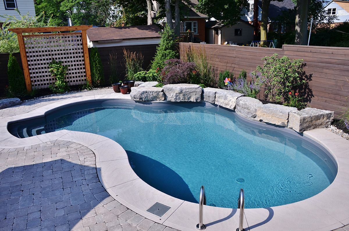 Swiming Pools In Ground Pool Design Ideas Cool Off This Summer In ...