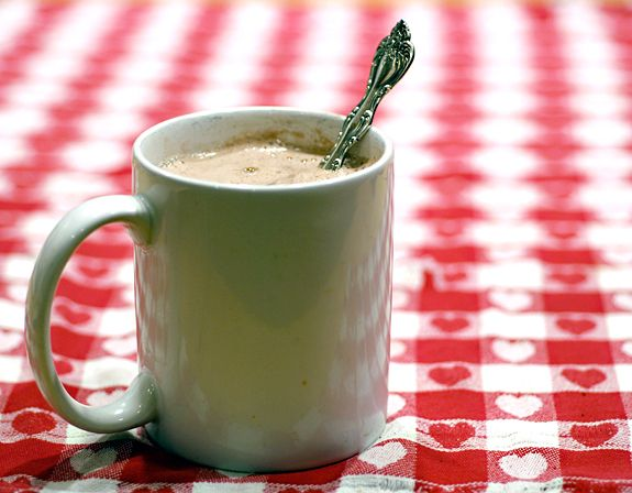 dairy-free hot cocoa.