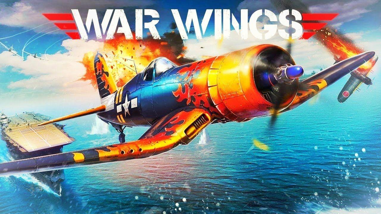 WAR WINGS Random Games 195 Point hacks, Episode