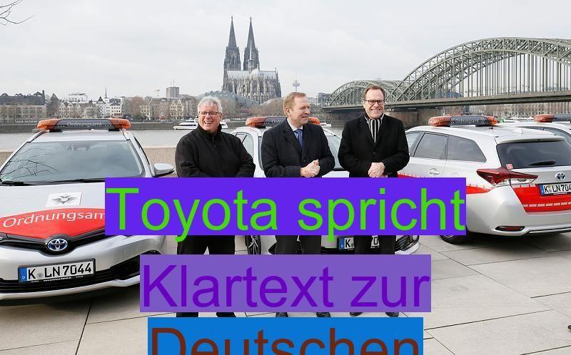 Deutsche Umwelthilfe Toyota