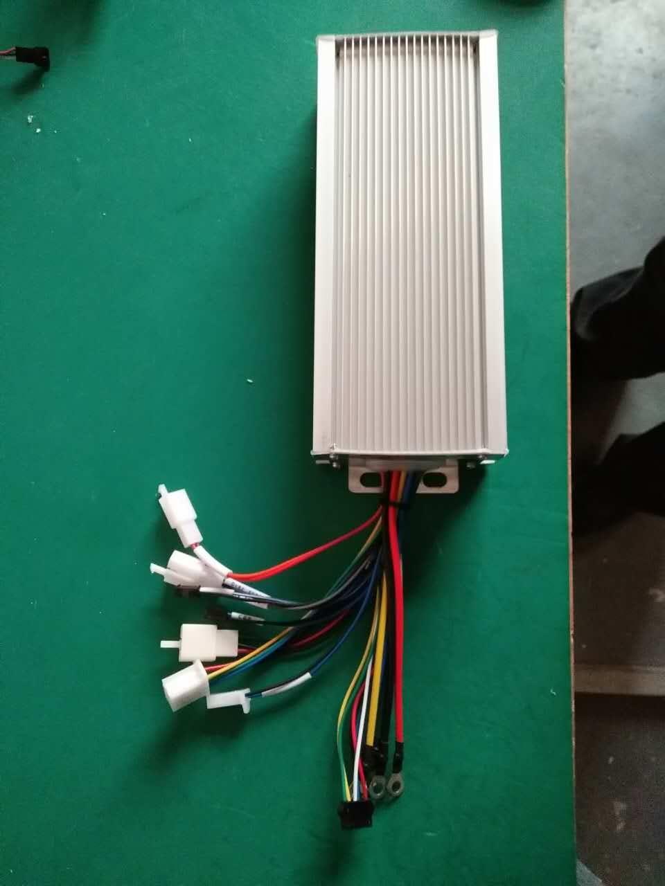 48V/72V 1500W Brushless Sine Wave Controller ,E-bike Hub Motor ...