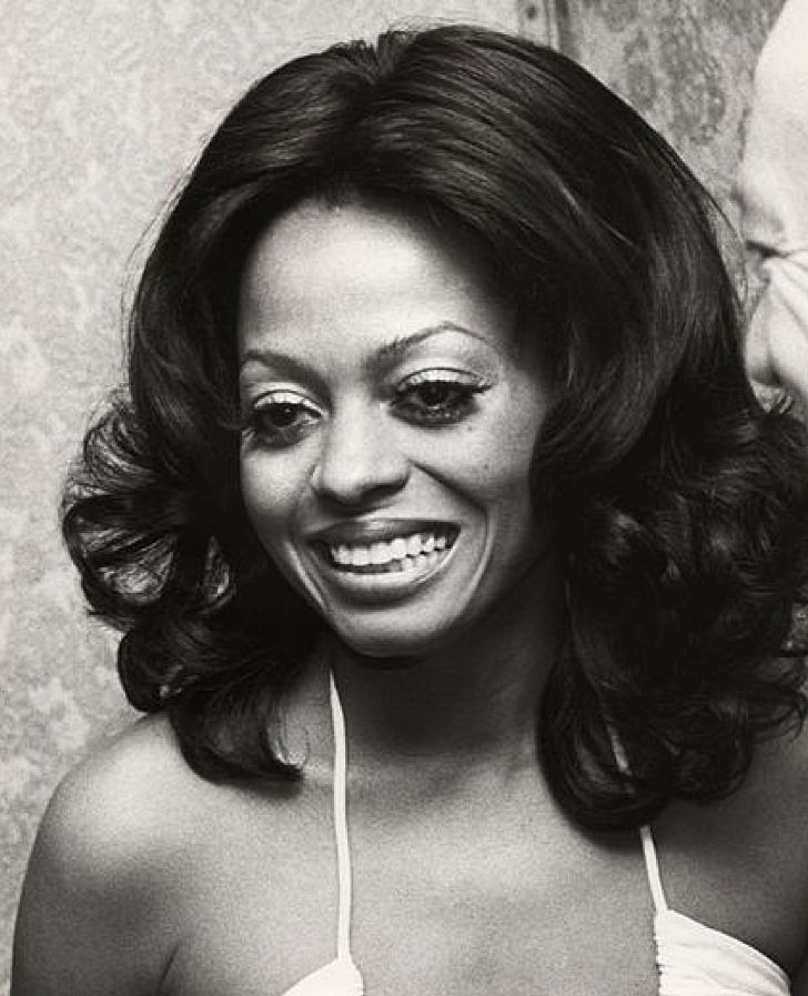 1970 Hairstyles Amazing Diana Ross  Miss Diana Ross  Pinterest  Diana Ross Diana And