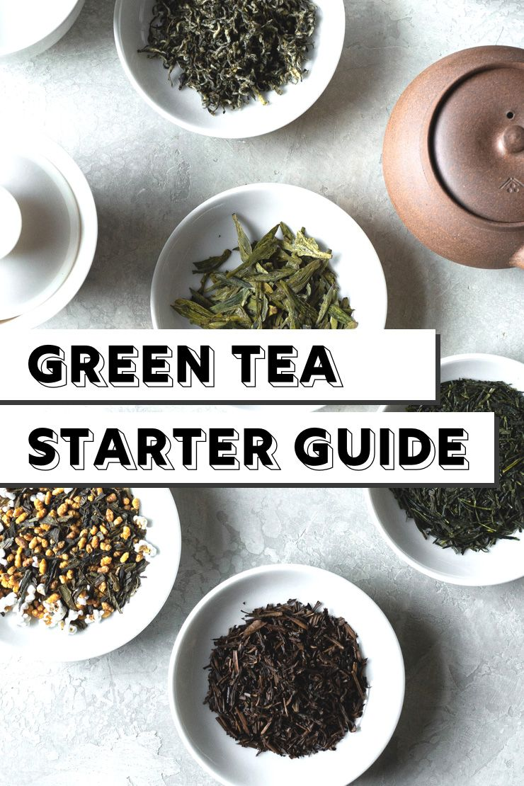 Photo of Green Tea Starter Guide