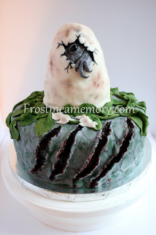 Jurassic World inspired cake Dinosaur cake TRex cake