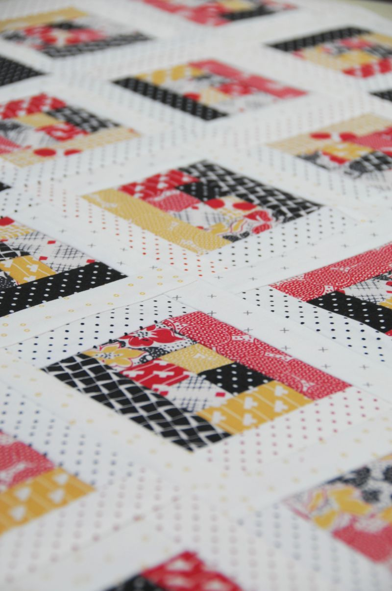 Leonie-Bateman-Table-Runner-Image | Jelly roll quilts ...