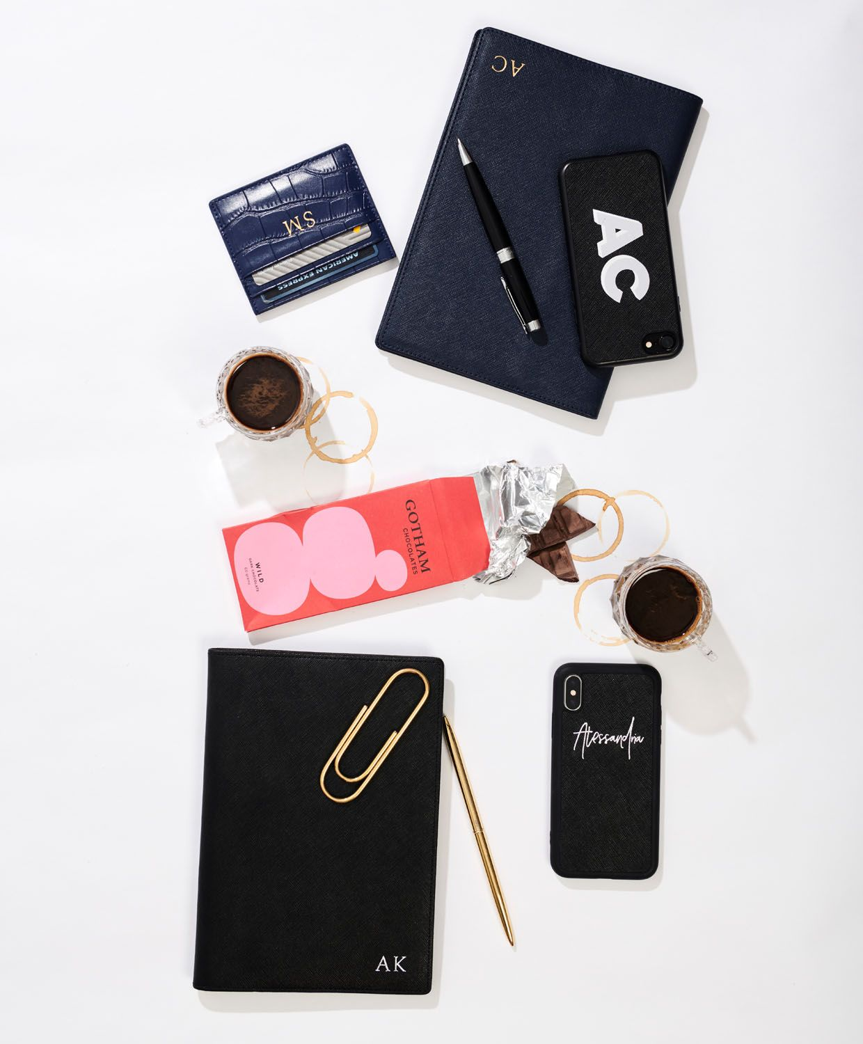 the latest 8ebb1 349dc The Daily Edited personalised leather accesories   TDE MOMENTS ...