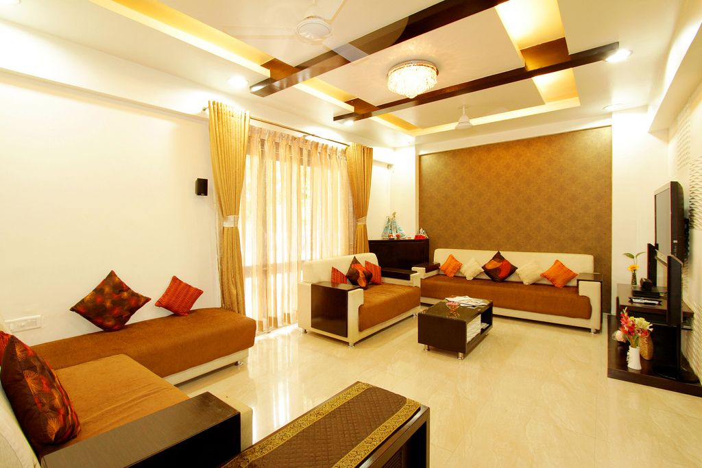 Interior Design For Living Room In India