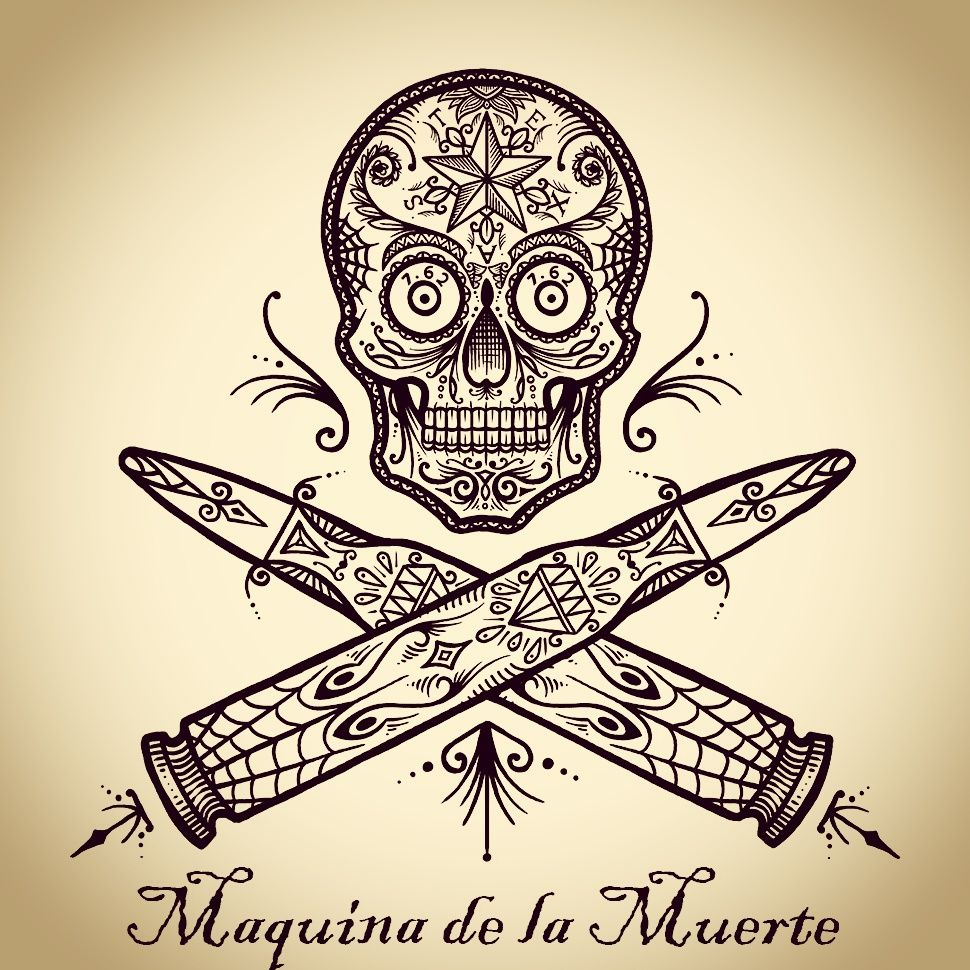 Underground Tactical Arms - Maquina de la Muerte, $6,000.00 (http://www.undergroundtactical.com/products/maquina-de-la-muerte.html)