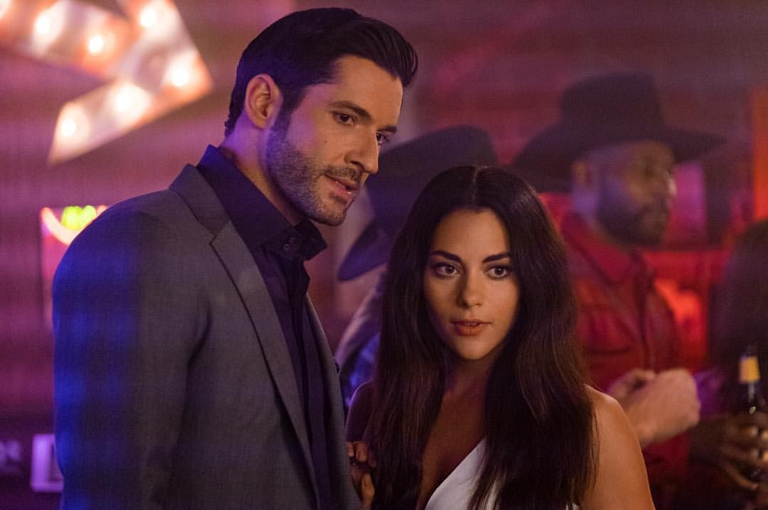 Some More Sneak Peeks Just Bc Lucifer Loves His Lucifans Tom Ellis Lucifer Lucifer Morningstar