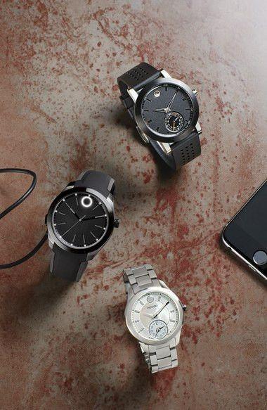 'Bellina' Bracelet Smart Watch, 39mm