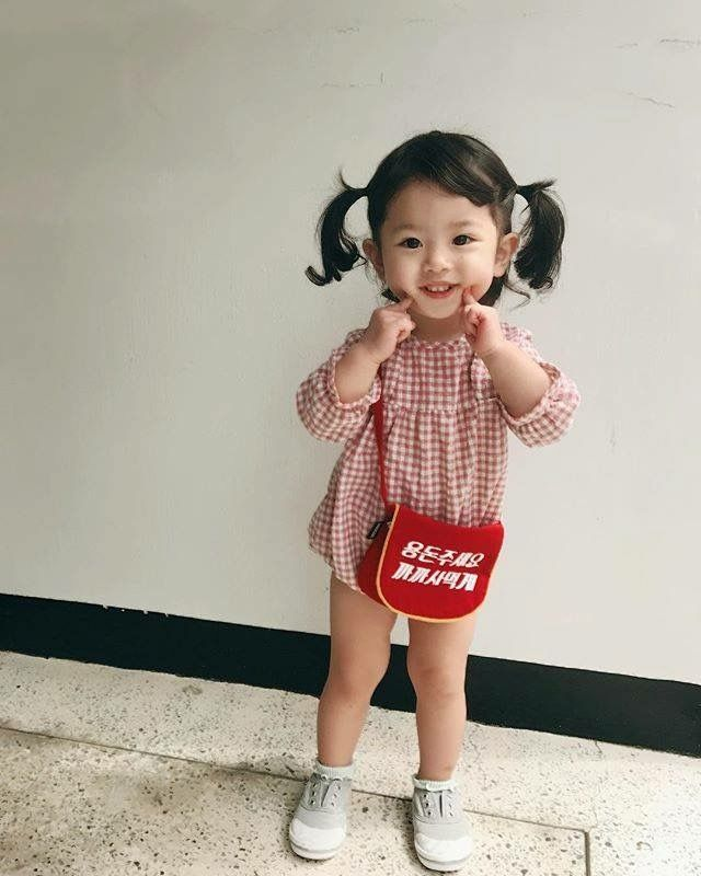 Cutest Asian Girl Fashion Baby Toddler