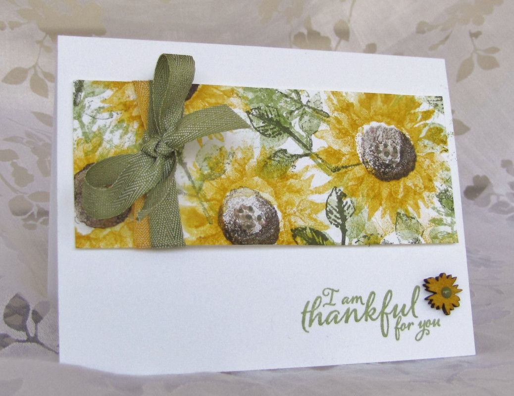 September flowers by meisu cards and paper crafts at