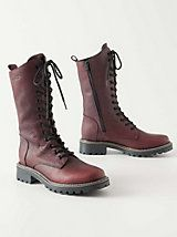 Boots, Lace up boots