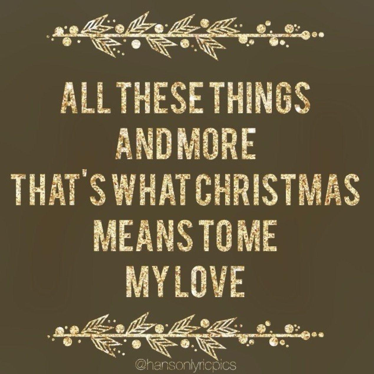 snowed in christmas lyrics