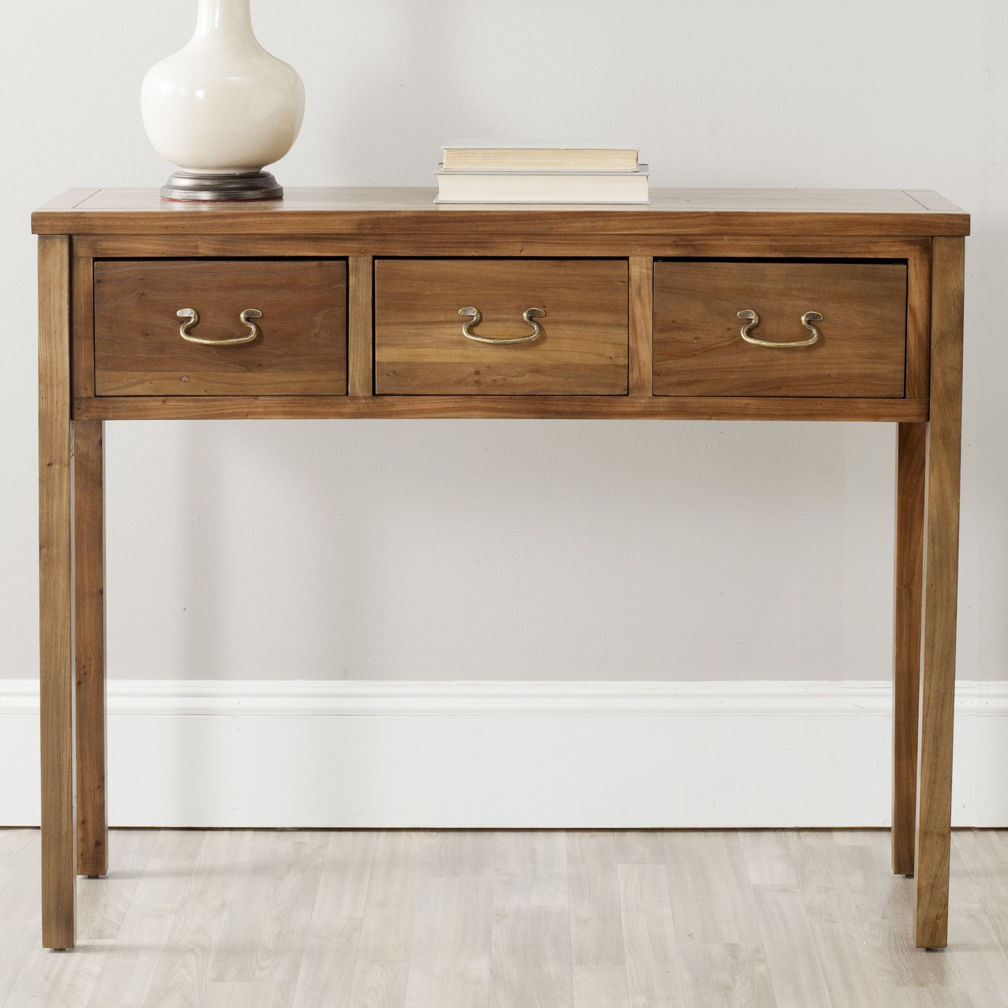 Safavieh american home cindy console table u reviews wayfair