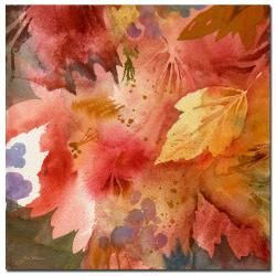 Miguel Paredes 'Color Patch' Canvas Art
