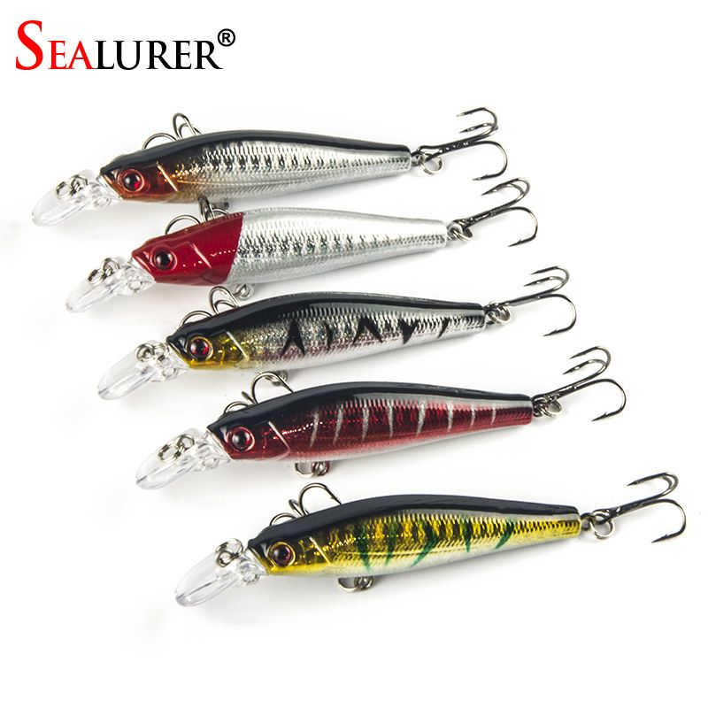 Lot 100 Red Treble Hooks Bulk #1-#10 Fishing Cranbait Minnow Replacment Hooks