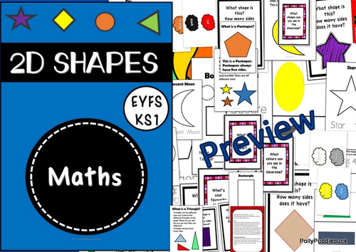 Shapes For Early Years And Key Stage 1 Teaching Resources