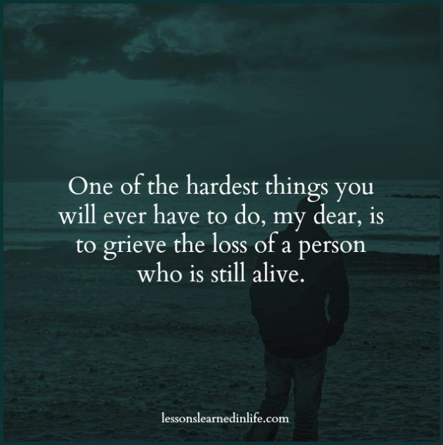Lessons Learned in Life | Still alive.