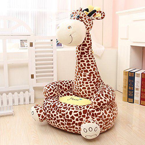 Cool Maxyoyo Super Cute Plush Toy Bean Bag Chair Seat For Chil Evergreenethics Interior Chair Design Evergreenethicsorg