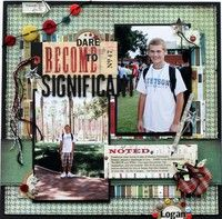 A Project by Amy Tara Koeppel from our Scrapbooking Gallery originally submitted 10/26/11 at 04:48 AM