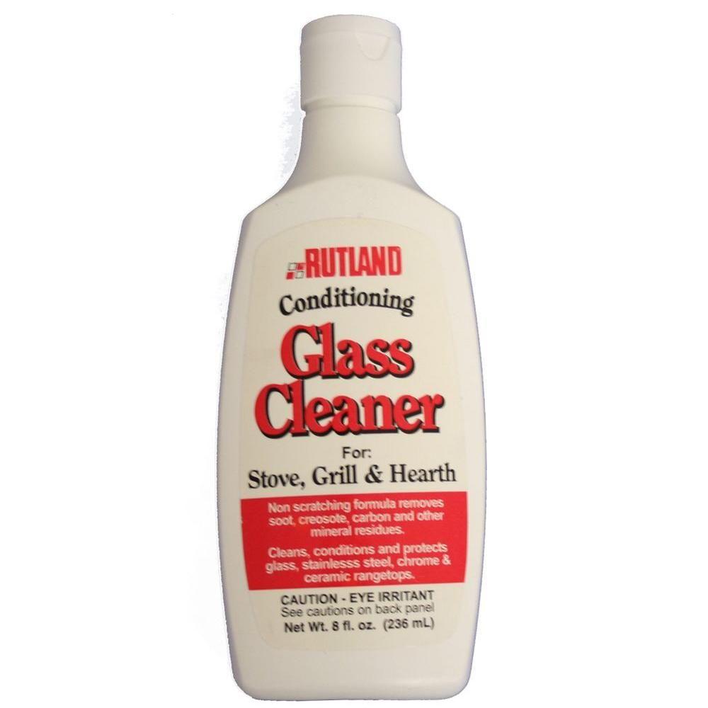 Rutland 8 Fl Oz Stove Grill And Hearth Glass Cleaner 84