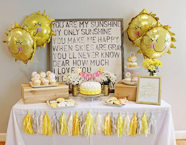 You Are My Sunshine 10st Birthday  Sunshine birthday, Sunshine