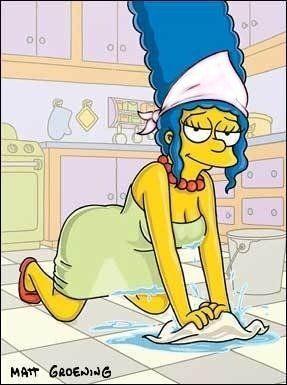 Simpsons sex clip