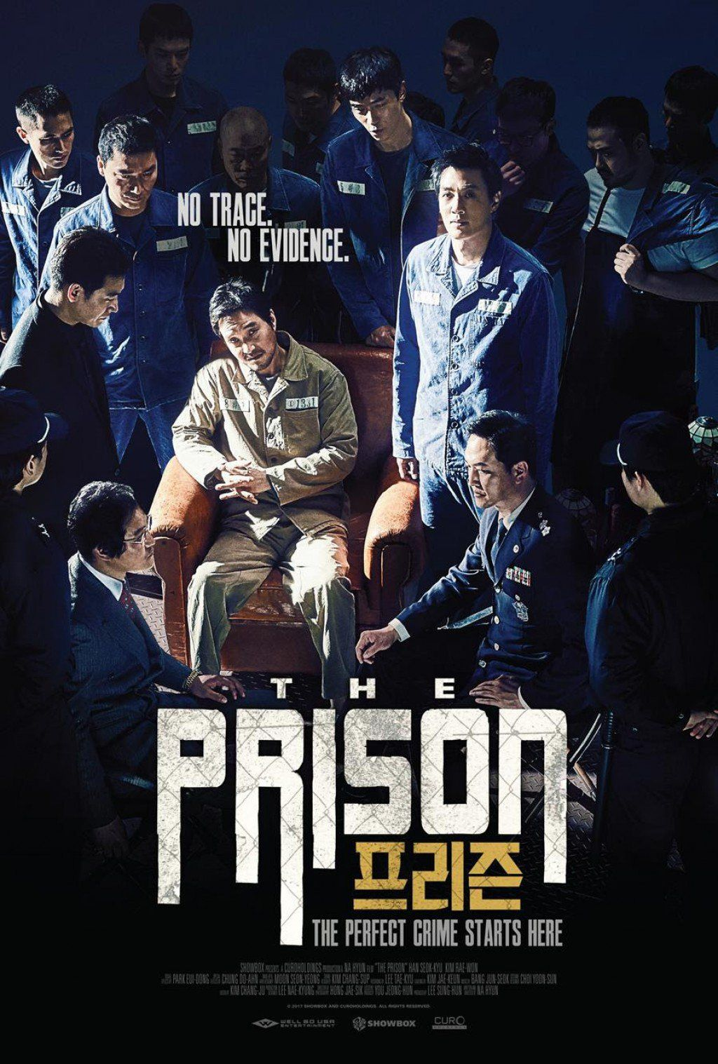 The Prison (2017) Review | Movie posters | Movies online ...
