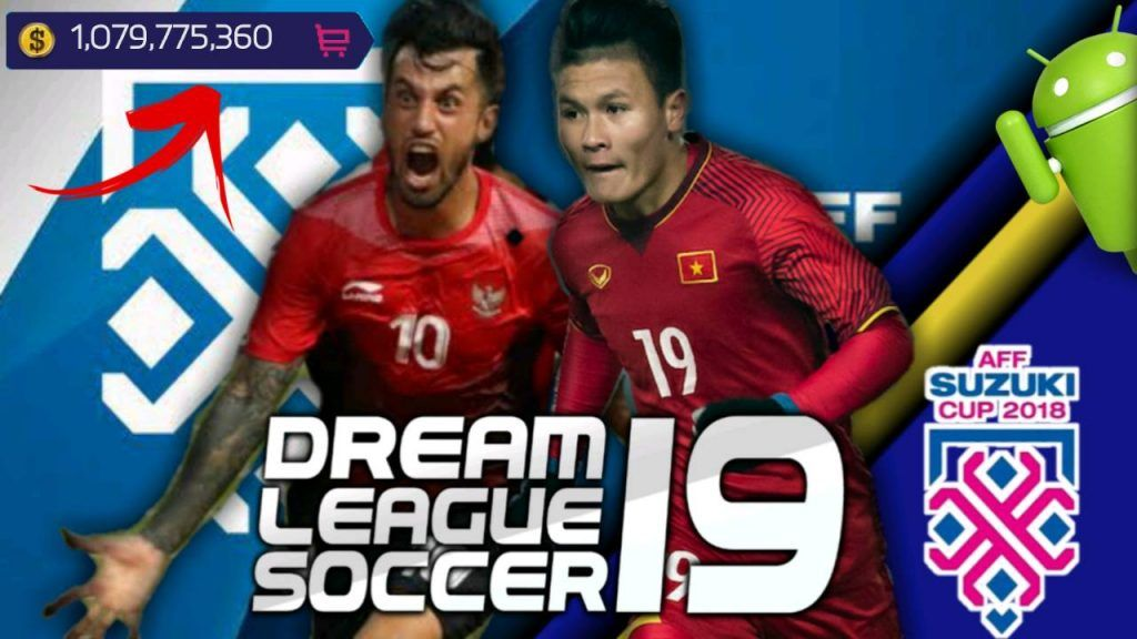 Dream League Soccer 2019 Dls 19 Aff 2018 Android Download Android Mobile Games Download Games Soccer