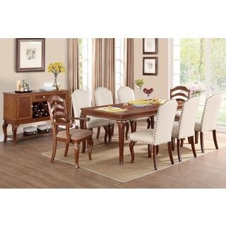 Shop For Western Nailhead Dining Chairs Set Of 6Get Free New Dining Room Furniture Outlet Stores Decorating Design