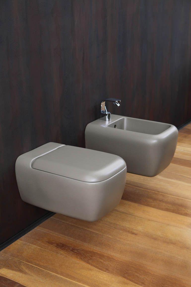 Lavabo Bagno E Sanitari Wc E Bidet Colorati Arredamento Bagno
