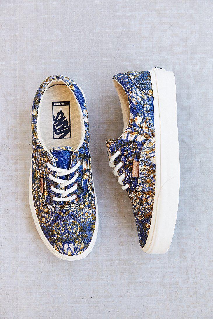 b7bf6cd35a Vans Batik Indigo Era California Women s Sneaker