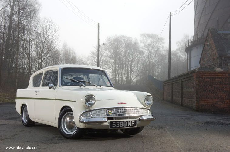 Pin By Freshly Squeezed Ideas On My Classic Cars Ford Anglia Car Ford Classic Cars