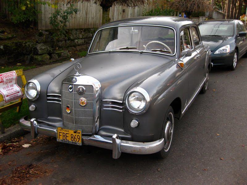 Mercedes benz 1958 180d mercedes pinterest mercedes for Mercedes benz 180d for sale
