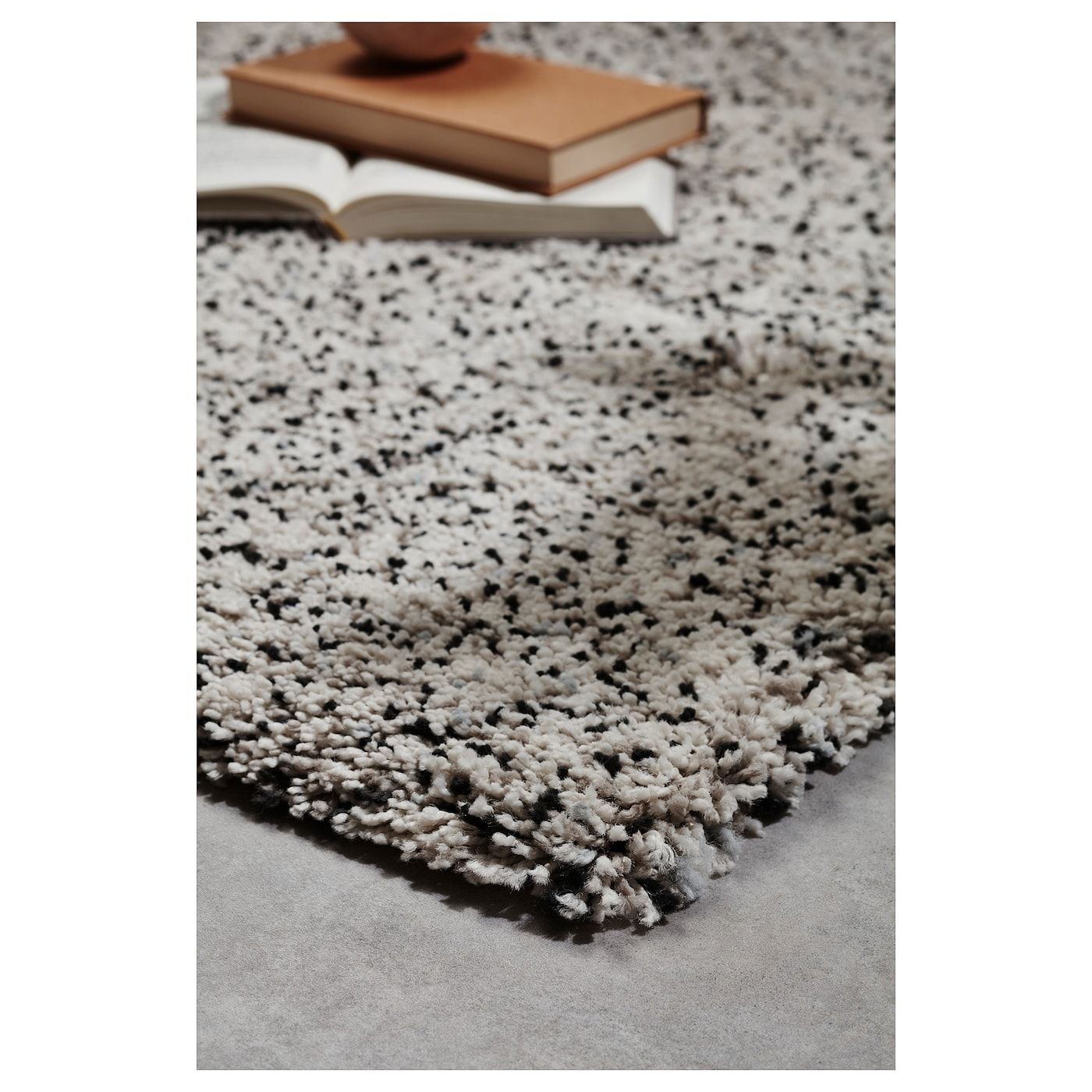 Vindum Rug High Pile White Ikea In 2020 Rugs How To Clean Carpet Ikea