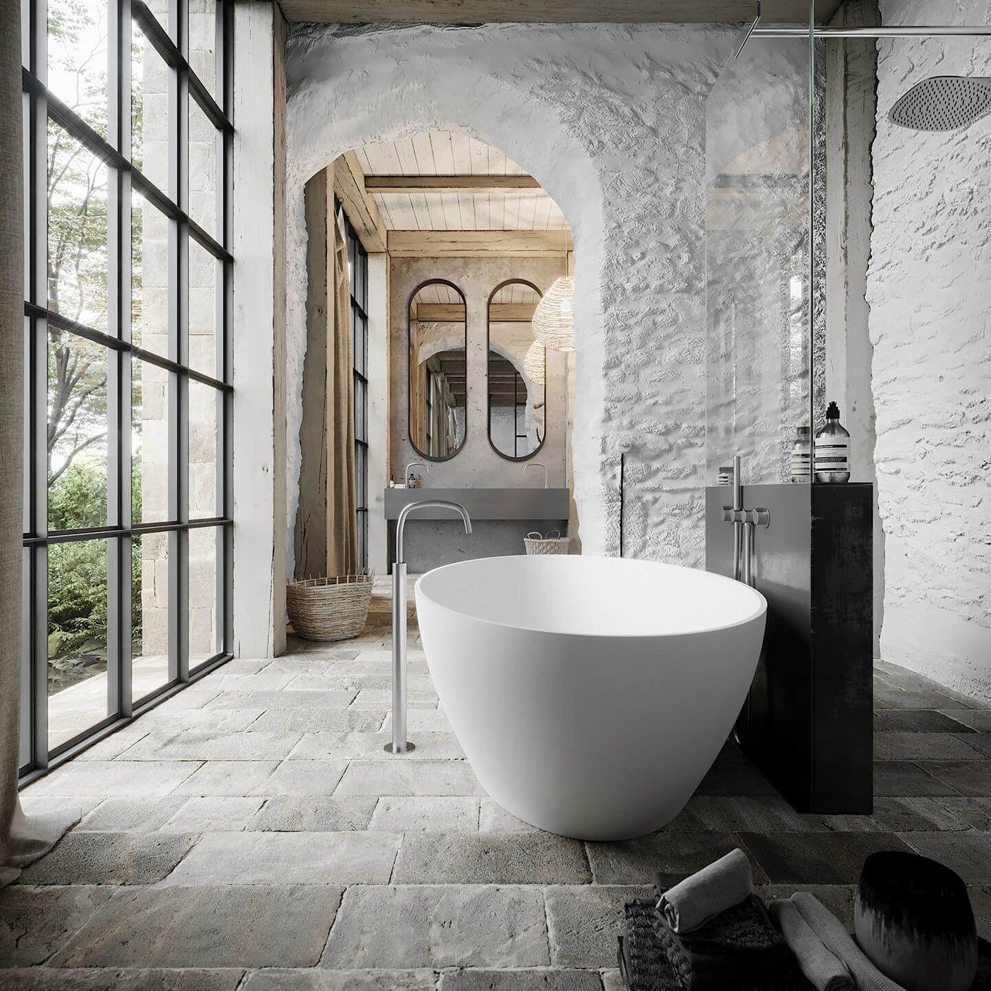 Bath And Inox Taps From Bycocoon Com Designer Bathroom