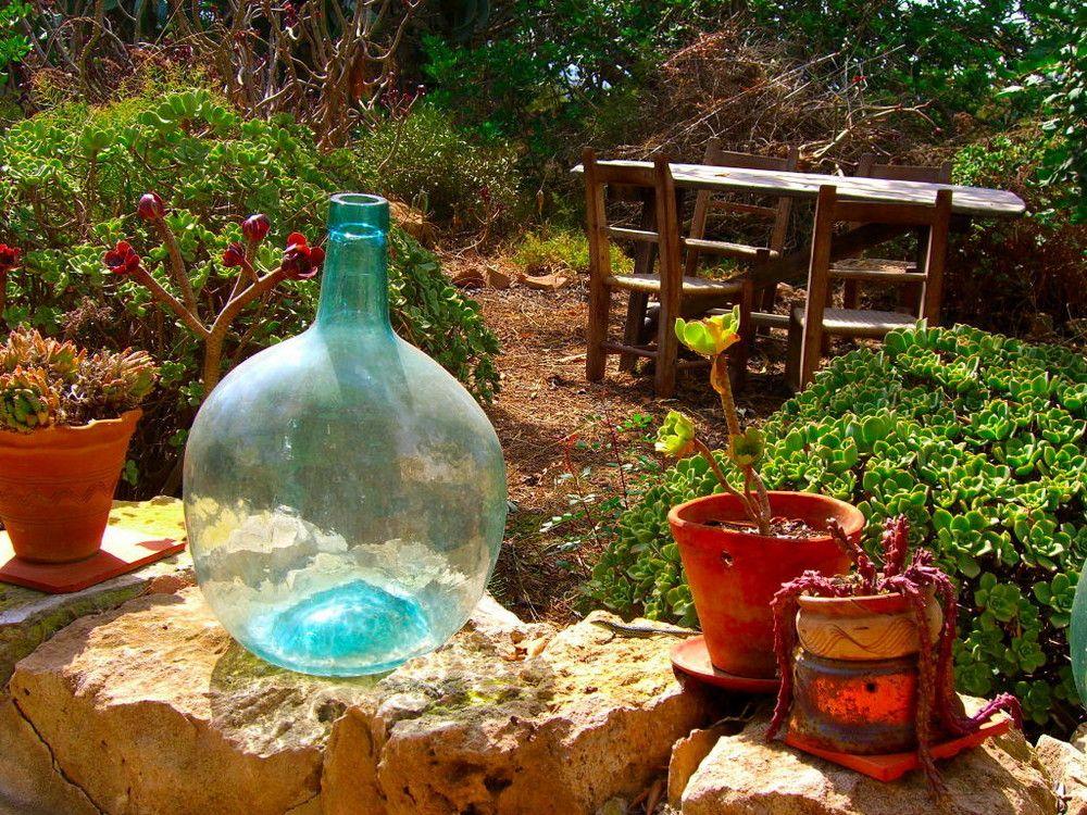 Jardin rustico caracteristicas jardin pinterest - Ideas para jardines rusticos ...