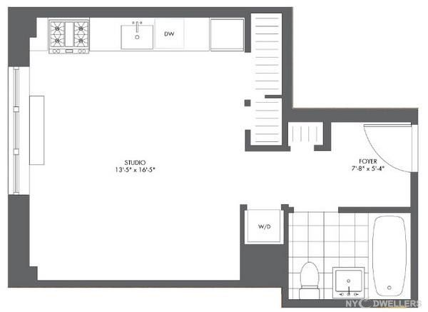 All New York City Apartments Apartments Integrated Inc Nyc New York Apartment Floor Plans Studio Apartment Floor Plans Small House Design