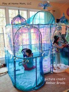 Quot Frozen Quot Castle Frozen Room Frozen Bedroom Girl Room