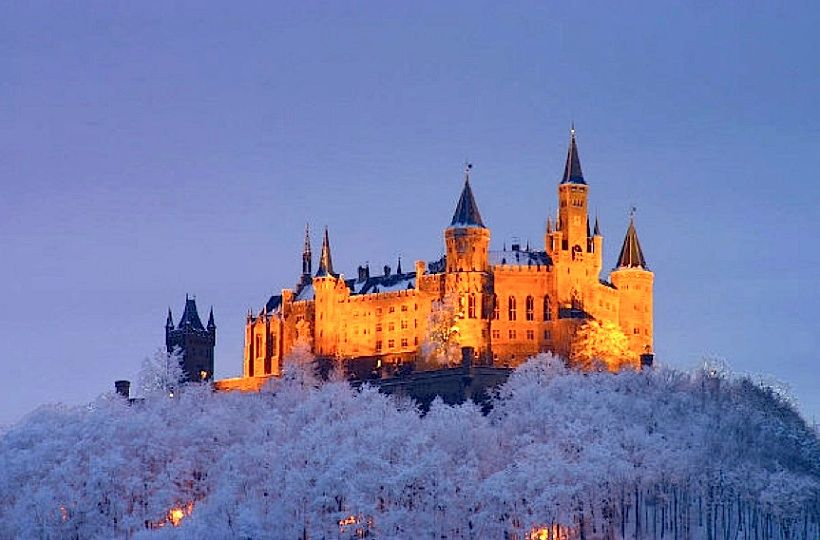 My Most Favorite Picture Of Hohenzollern Castle Burg Hohenzollern Germany Hohenzollern Castle Germany Castles Famous Castles