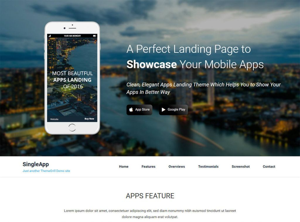20 Best Free Wordpress Landing Page Themes And Templates