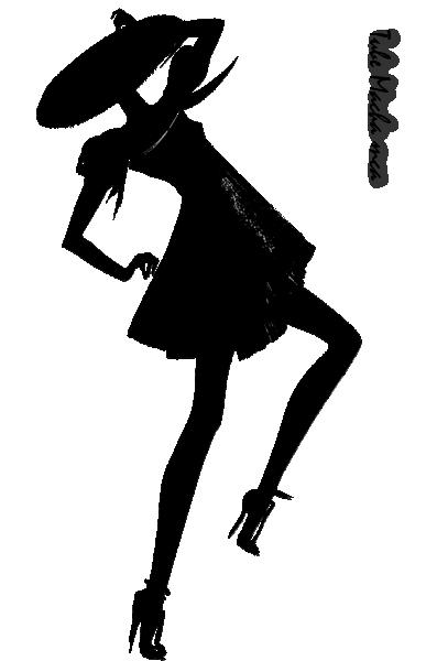 Dessin de petite robe noire