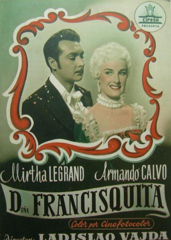 Watch Doña Francisquita Full-Movie Streaming
