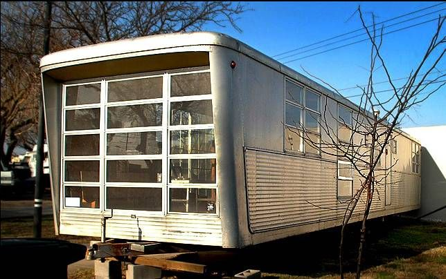 Camper Sales Near Me >> 1959 spartan carousel mobile home | Modern Mobile Home ...
