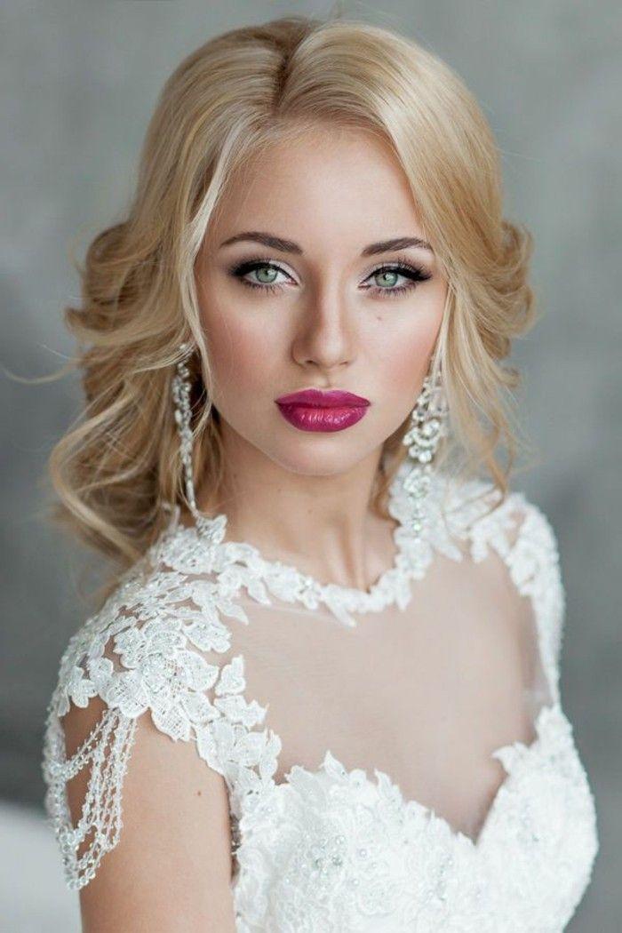 Braut Lippenstift