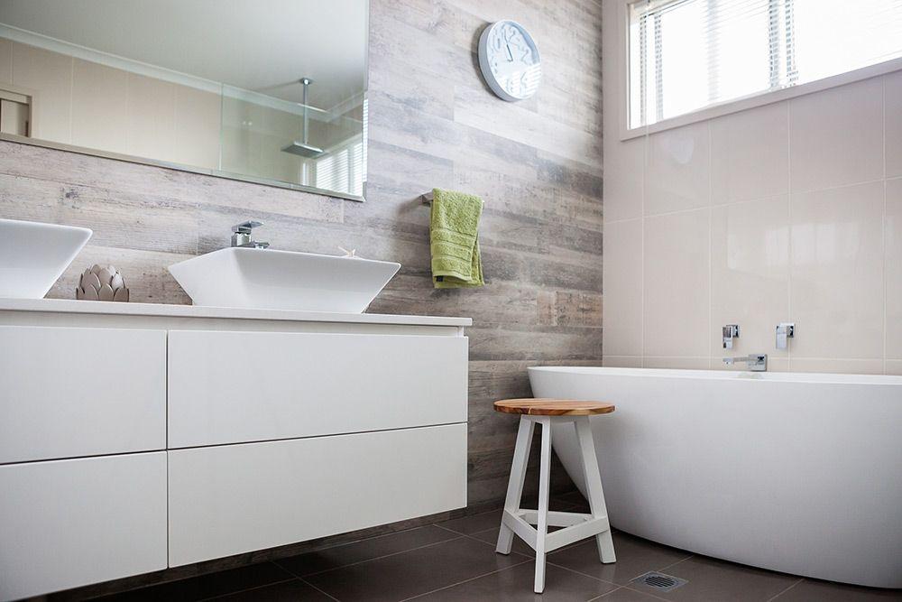 Bathroom Wood Look Tile Google Search Wood Look Tile Bathroom Wood Bathroom Bathroom Feature Wall