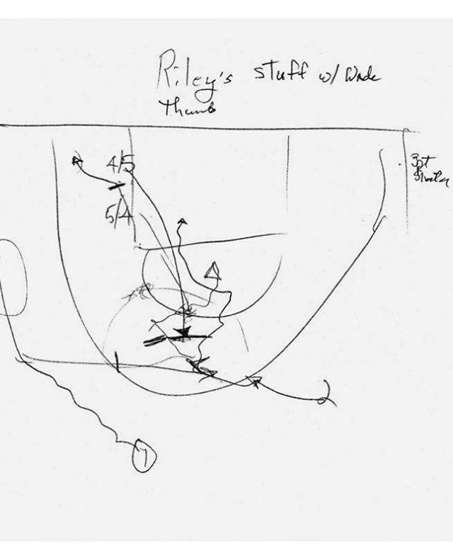 """FRANCHISE on Instagram: """"The sketched plays of Coach Phil"""